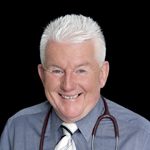 photo of Dr John D'Arcy
